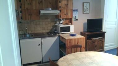 La cuisine avant